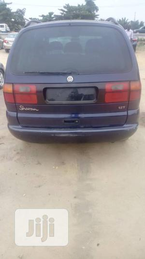 Volkswagen Sharan 2004 Blue   Cars for sale in Lagos State, Ikotun/Igando