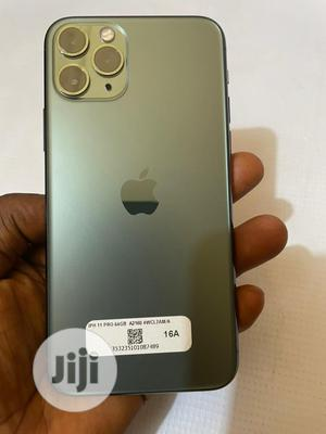 Apple iPhone 11 Pro 64 GB Green | Mobile Phones for sale in Lagos State, Lekki
