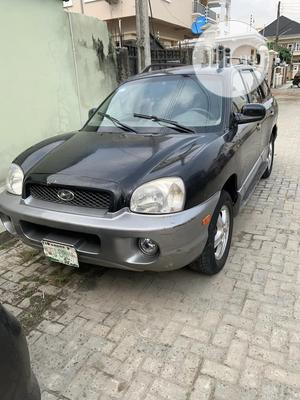 Hyundai Santa Fe 2005 Black | Cars for sale in Lagos State, Ajah