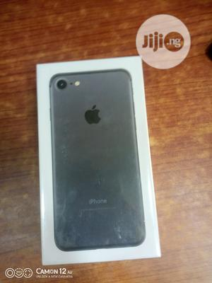 New Apple iPhone 7 32 GB Black   Mobile Phones for sale in Lagos State, Ikeja