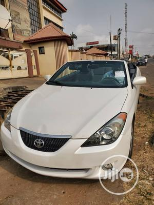 Toyota Solara 2004 White | Cars for sale in Abuja (FCT) State, Gwarinpa
