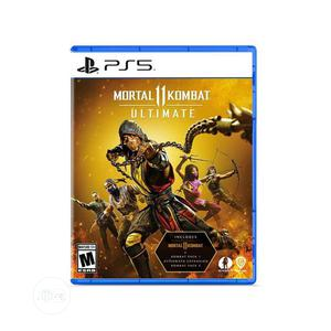 Mortal KOMBAT 11 Ultimate - Playstation 5 | Video Games for sale in Lagos State, Ikeja
