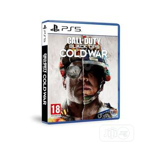 SONY PS5 Call of Duty: Black Ops Cold War 5 Out of 5   Video Games for sale in Lagos State, Ikeja