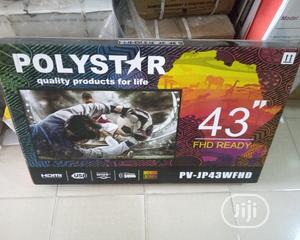 Polystar 43 Inches Full Hd Tv | TV & DVD Equipment for sale in Lagos State, Ikeja
