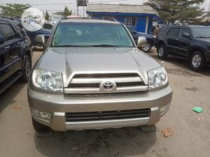 Toyota 4-Runner 2005 Limited V6 Gold   Cars for sale in Lagos State, Apapa