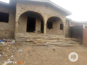 Uncompleted 3bedroom Bungalow at Iyana-Ekoro,Meiran Lagos | Houses & Apartments For Sale for sale in Lagos State, Ifako-Ijaiye