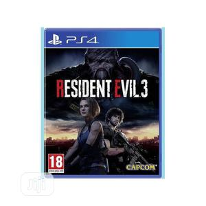 S4 Resident Evil 3 - Playstation 4 Game   Video Games for sale in Lagos State, Ikeja