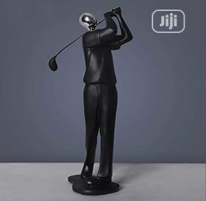 Standing Golf Man Figurine | Home Accessories for sale in Lagos State, Ikeja