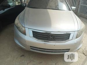 Honda Accord 2009 2.4 Silver | Cars for sale in Lagos State, Ikorodu