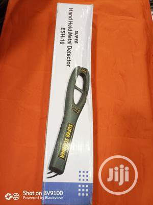 Hand Held Metal Detector   Safetywear & Equipment for sale in Lagos State, Ikeja