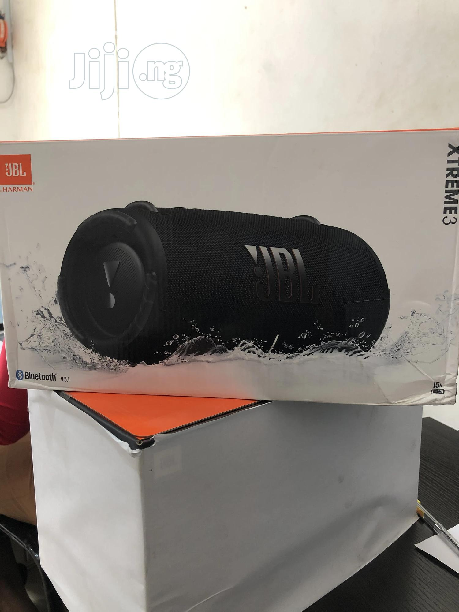 Archive: JBL Extreme 3