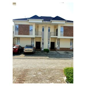 Luxury 4 Bedroom Semi-Detached Duplex With Bq | Houses & Apartments For Sale for sale in Lagos State, Ajah
