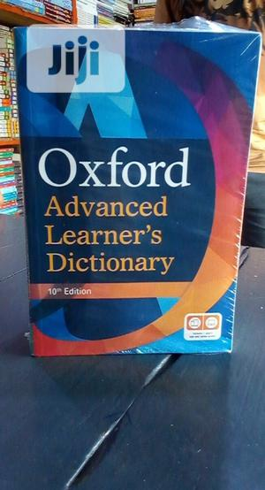 Oxford Latest Advanced Leaner'S Dictionary | Books & Games for sale in Lagos State, Surulere