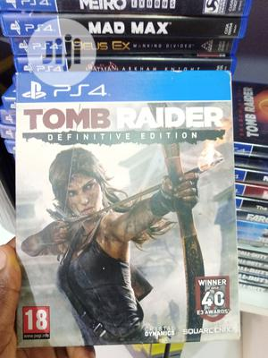 Tomb Raider   Video Games for sale in Abuja (FCT) State, Wuse 2