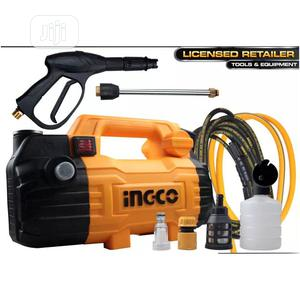 Ingco Portable High Car Pressure Washer 1500W 100bar 1450psi   Vehicle Parts & Accessories for sale in Lagos State, Lagos Island (Eko)