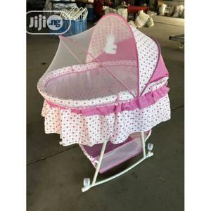 Baby Crib Bassinet With Mosquito Net | Children's Furniture for sale in Lagos State, Surulere