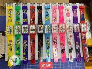 Classical Characters Watch for Kids and Teenagers   Babies & Kids Accessories for sale in Lagos State, Lagos Island (Eko)