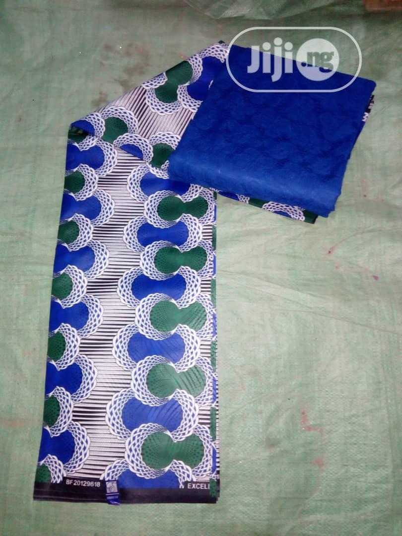 Archive: Ankara and Lace