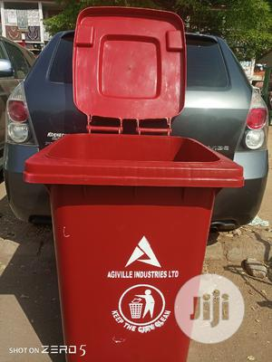 Plastic Waste Bin 240lt Available | Home Accessories for sale in Abuja (FCT) State, Wuse