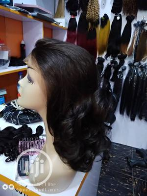 Bouncing Curly Hair With Frontal   Hair Beauty for sale in Lagos State, Lekki