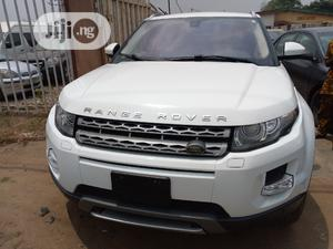 Land Rover Range Rover Evoque 2015 White | Cars for sale in Lagos State, Abule Egba