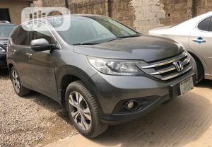 Honda CR-V 2014 Gray | Cars for sale in Lagos State, Ikeja