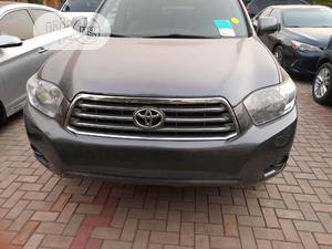 Toyota Highlander 2008 Limited Gray | Cars for sale in Delta State, Oshimili South