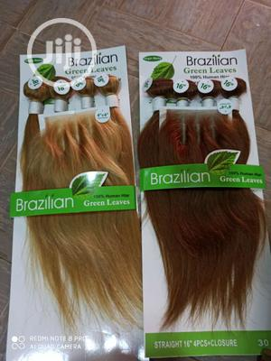 Brazilian Human Hair Straight   Hair Beauty for sale in Lagos State, Ojo
