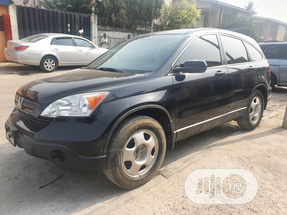 Archive: Honda CR-V 2008 Black