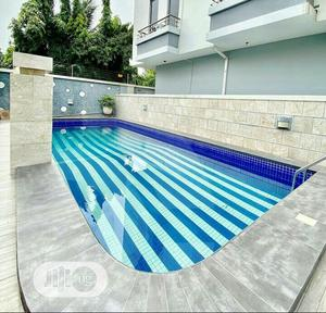4 Bed 4.5 Baths Full Floor Waiting Area Swimming Pool | Houses & Apartments For Sale for sale in Ikoyi, Banana Island