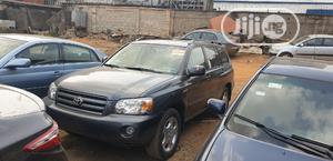 Toyota Highlander 2004 Limited V6 FWD Blue | Cars for sale in Lagos State, Maryland
