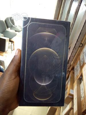 New Apple iPhone 12 Pro Max 128GB Gold | Mobile Phones for sale in Lagos State, Ikeja