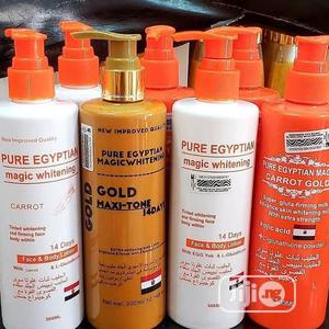 Original Pure Magic Egyptian Whitening Lotion Available | Skin Care for sale in Lagos State, Alimosho