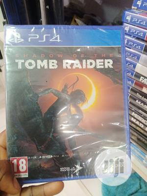 Shadow Of The Tomb Raider   Video Games for sale in Abuja (FCT) State, Kubwa