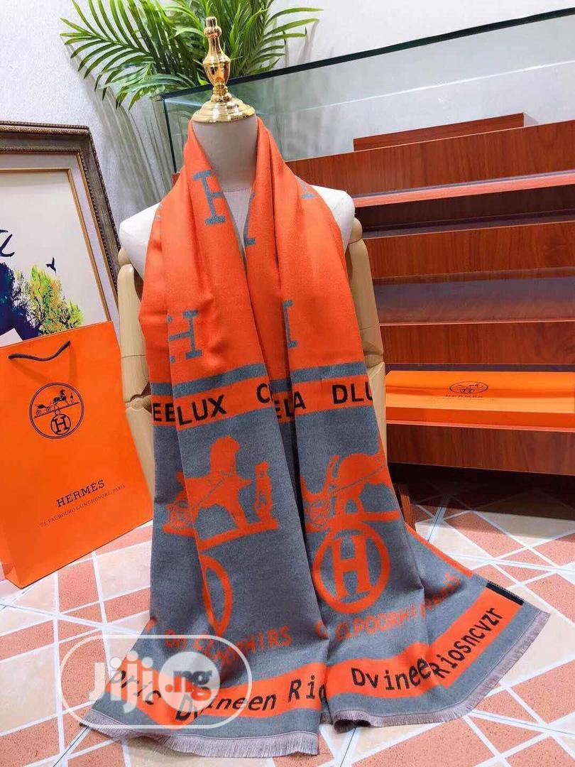 High Quality Hermes Scarf for Female | Clothing Accessories for sale in Magodo, Lagos State, Nigeria