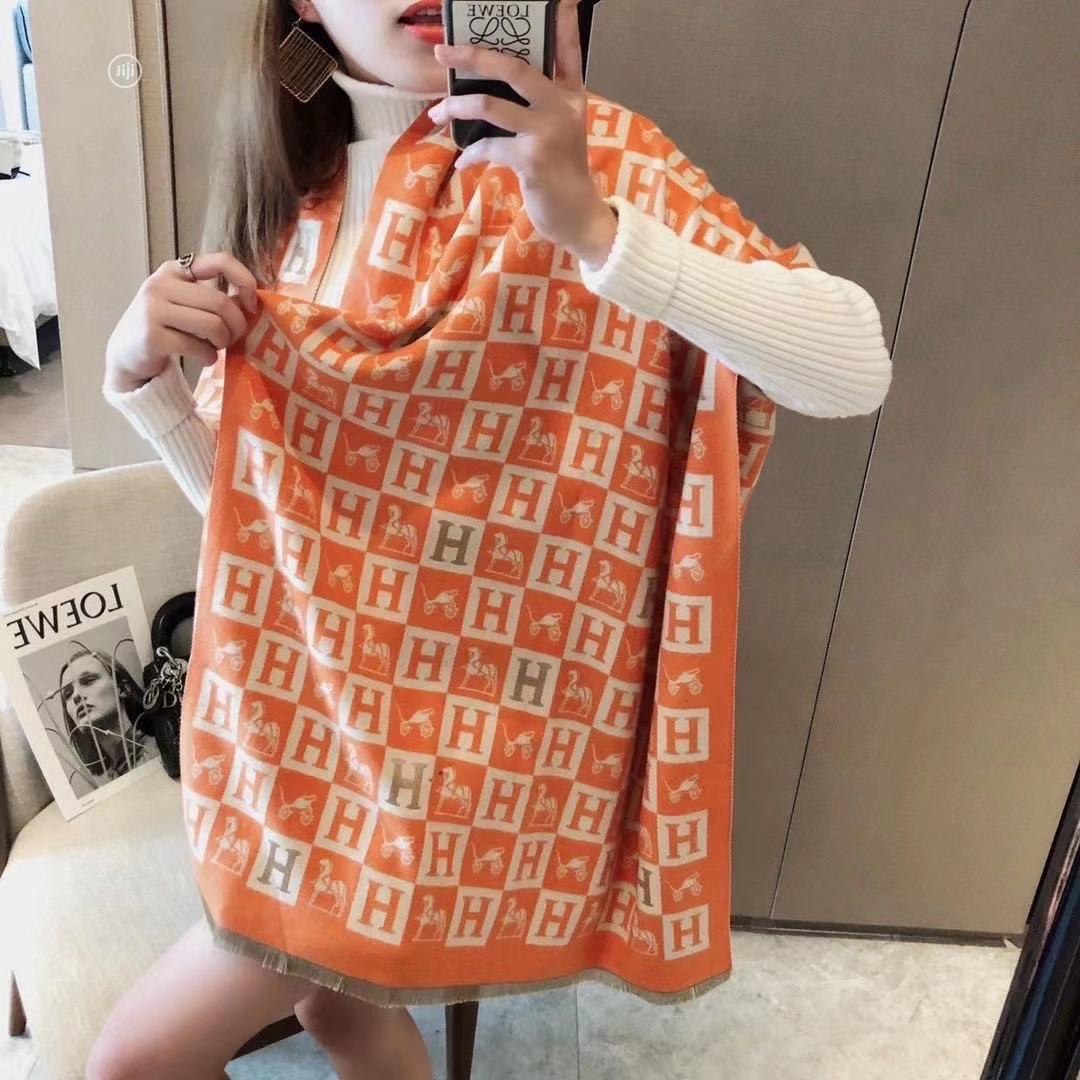 High Quality Hermes Scarf for Female