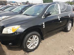 Toyota RAV4 2007 4x4 Black | Cars for sale in Lagos State, Apapa