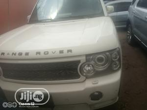 Land Rover Range Rover 2006 White | Cars for sale in Lagos State, Agege