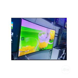 Samsung 65 Inch Suhd Curved TV   TV & DVD Equipment for sale in Lagos State, Ogudu