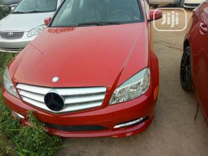 Mercedes-Benz C300 2010 Red   Cars for sale in Lagos State, Amuwo-Odofin