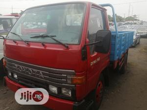 Toyota Dyna 150 Normal Hand Red   Trucks & Trailers for sale in Lagos State, Apapa