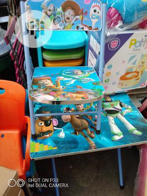 Children Reading Table and Chair   Children's Furniture for sale in Lagos State, Lekki