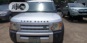 Land Rover Lr3 2006 HSE Silver | Cars for sale in Rivers State, Port-Harcourt
