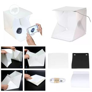 Foldable Photo Light Box With 2 Free Inner Backdrops   Accessories & Supplies for Electronics for sale in Lagos State, Ikorodu