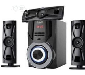Djack Heavy Duty 3.1ch Bluetooth Home Theatre Sound System | Audio & Music Equipment for sale in Lagos State, Ikeja
