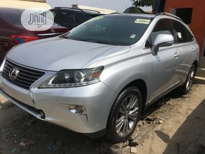 Lexus RX 2013 350 AWD Silver   Cars for sale in Lagos State, Apapa