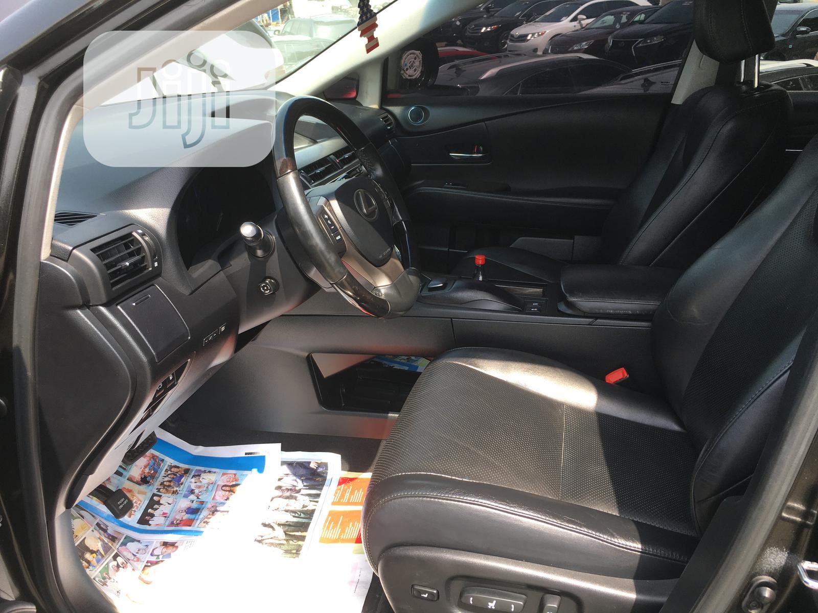 Archive: Lexus RX 2014 350 AWD Black