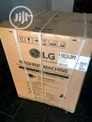 LG Washing Machine Front Loader 10kg | Home Appliances for sale in Lagos State, Ikeja