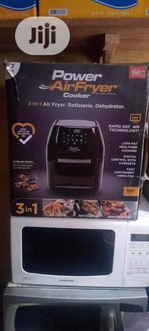 Power Airfryer Fryer 3 in 1 | Kitchen Appliances for sale in Lagos State, Lagos Island (Eko)