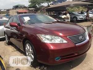Lexus ES 2009 350 Red   Cars for sale in Lagos State, Apapa